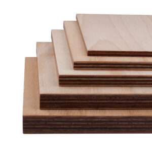 Blockboards for luxury interiors