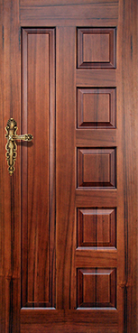 Buy Decorative HDF Door Online India