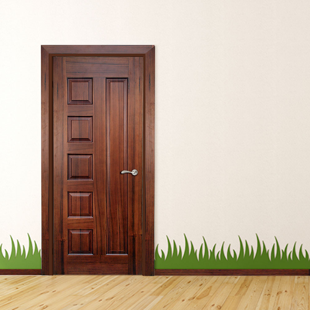 Readymade Moulded Panel Doors In India