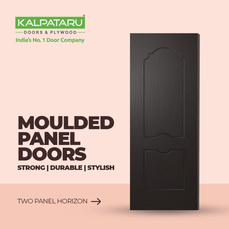 1 Moulded Panel Doors