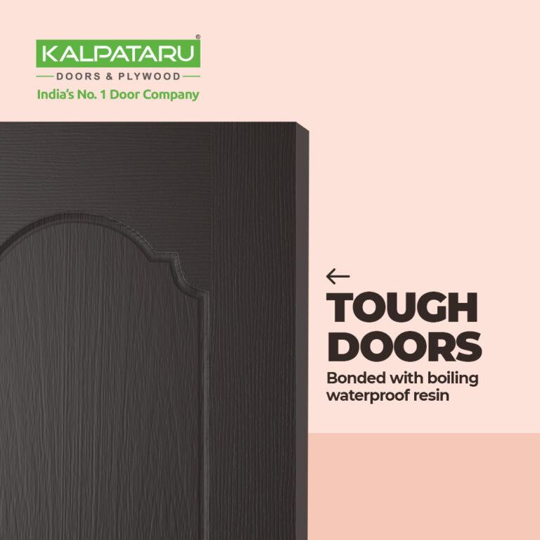 3 Moulded Panel Doors