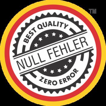 Null Felher logo